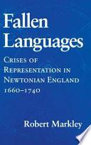 Fallen Languages