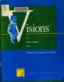 Visions for Infant toddler Care Book PDF