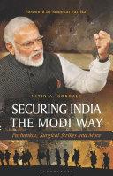 Securing India The Modi Way Pdf/ePub eBook