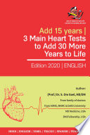 Add 15 Years   3 Main Heart Tests to Add 30 More Years to Life Book PDF
