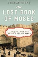 The Lost Book of Moses [Pdf/ePub] eBook