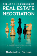 The Art And Science Of Real Estate Negotiation Pdf/ePub eBook