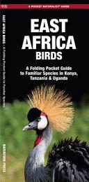 East Africa Birds