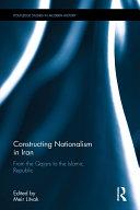 Constructing Nationalism in Iran