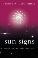 Sun Signs  Orion Plain and Simple