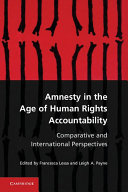 Amnesty in the Age of Human Rights Accountability ebook