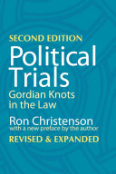 Pdf Political Trials