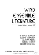 Wind Ensemble Literature