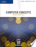 New Perspectives [on] Computer Concepts