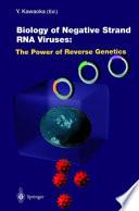 Biology of Negative Strand RNA Viruses  The Power of Reverse Genetics Book