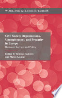 Civil Society Organizations  Unemployment  and Precarity in Europe