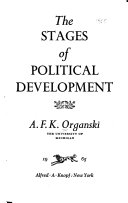 The Stages Of Political Development