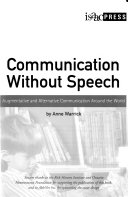 Communication Without Speech Book