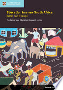 Books - Education In A South Africa: Crisis And Change | ISBN 9781107447295