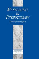 Management in Physiotherapy