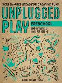 Unplugged Play: Preschool [Pdf/ePub] eBook