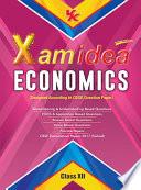 Xam idea Economics Class 12 - 2017