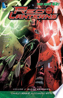 Red Lanterns Vol  4  Blood Brothers  The New 52