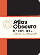 Atlas Obscura Explorer s Journal