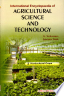 International Encyclopaedia of Agricultural Science and Technology  Horticultural crops Book