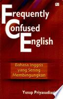 Bahasa inggris yang sering membingungkan