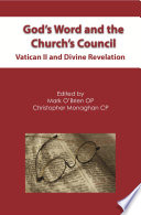 God S Word And The Church S Council Book