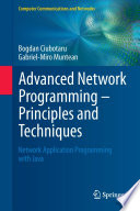 Advanced Network Programming     Principles and Techniques