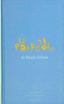 Le prophète Pdf/ePub eBook