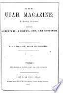 The Utah Magazine Book