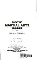 Treating Martial Arts Injuries