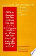 South Asian Languages