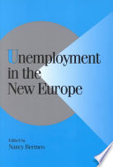 Unemployment In The New Europe
