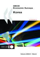 Oecd Economic Surveys Korea 2003