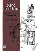 Piano Repertoire Level 5 Book