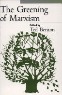 The Greening of Marxism