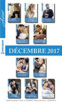 10 romans Azur (no3895 à 3904 - Décembre 2017)