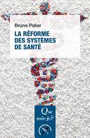 La réforme des systèmes de santé Pdf/ePub eBook