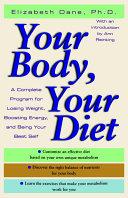 Your Body, Your Diet Pdf/ePub eBook
