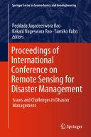 Proceedings of International Conference on Remote Sensing for Disaster Management Pdf/ePub eBook