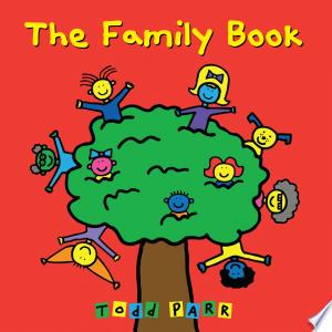 The+Family+BookThere are so many different types of families, and THE FAMILY BOOK celebrates them all in a funny, silly, and reassuring way. Todd Parr includes adopted families, step-families, one-parent families, and families with two parents of the same sex, as well as the traditional nuclear family. His quirky humor and bright, childlike illustrations will make children feel good about their families. Parents and teachers can use this book to encourage children to talk about their families and the different kinds of families that exist.