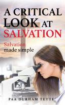 Critical Look at Salvation Book PDF