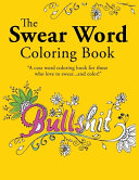 The Swear Word Coloring Book Book PDF