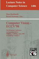 Computer Vision   ECCV 98