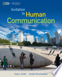 Invitation To Human Communication National Geographic Book