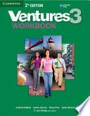 Ventures Level 3 Workbook with Audio CD  , Volume 3