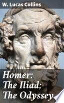 Homer  The Iliad  The Odyssey