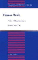 Thomas Mante