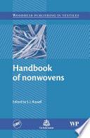 Handbook of Nonwovens