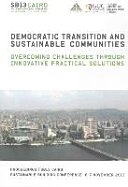 SB13 Cairo - Democratic Transition and Sustainable Communities