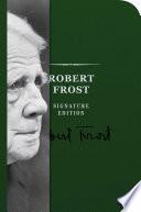 Robert Frost Signature Notebook